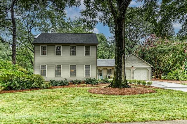 2310 Valencia Terrace, Charlotte, NC 28226 (#3764721) :: Stephen Cooley Real Estate Group
