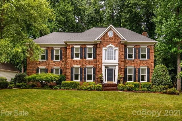 5018 Foxbriar Trail, Charlotte, NC 28269 (#3764772) :: DK Professionals