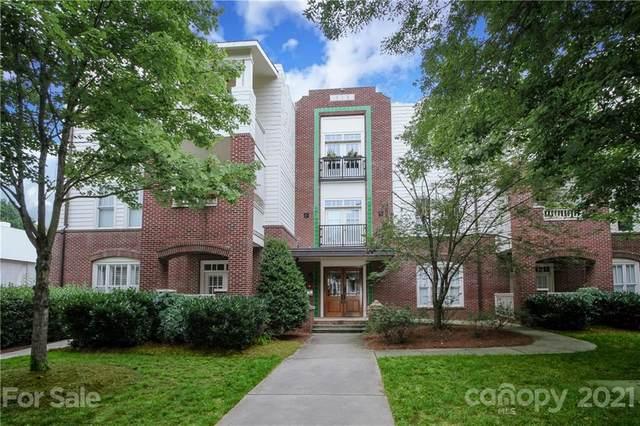 518 Clarice Avenue #101, Charlotte, NC 28204 (#3764811) :: Keller Williams South Park