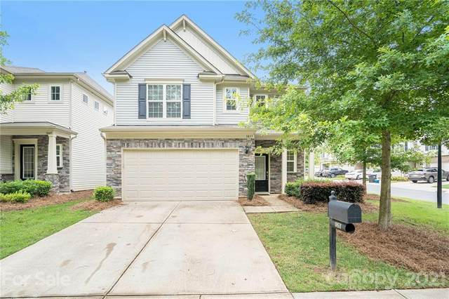 3853 Park South Station Boulevard, Charlotte, NC 28210 (MLS #3764830) :: RE/MAX Impact Realty