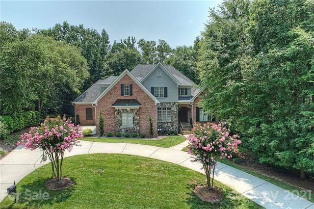 4310 Links Drive, Charlotte, NC 28277 (#3764914) :: Stephen Cooley Real Estate Group