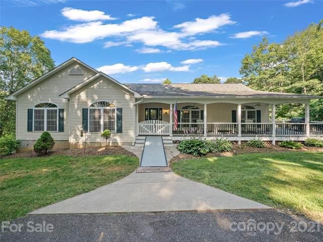 40 Eller Ford Road, Weaverville, NC 28787 (#3764928) :: High Vistas Realty