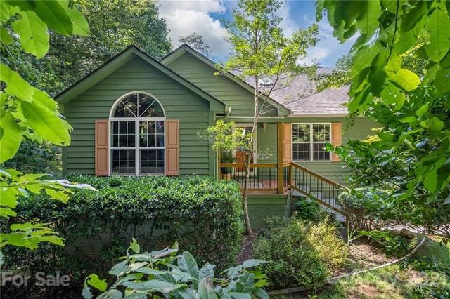 207 Blue Ridge Vista, Asheville, NC 28805 (#3764958) :: Carver Pressley, REALTORS®