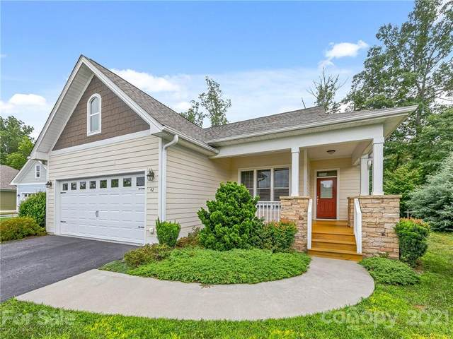 42 White Fox Drive, Fletcher, NC 28732 (#3765001) :: Burton Real Estate Group