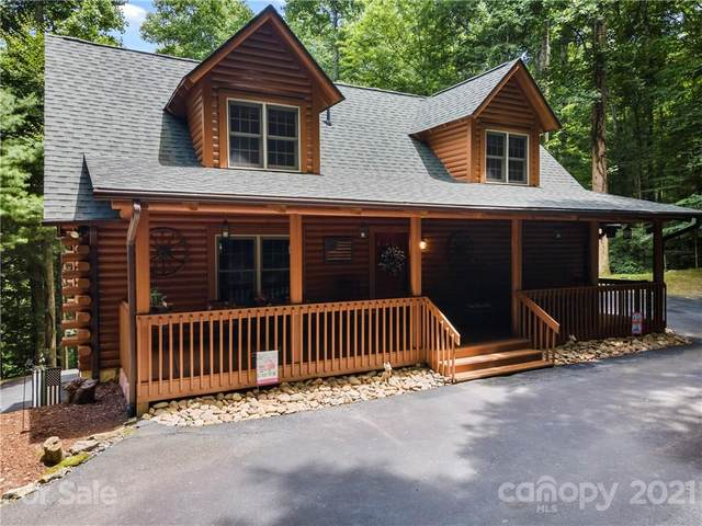 1437 Bearwallow Mountain Road, Hendersonville, NC 28792 (#3765033) :: Burton Real Estate Group