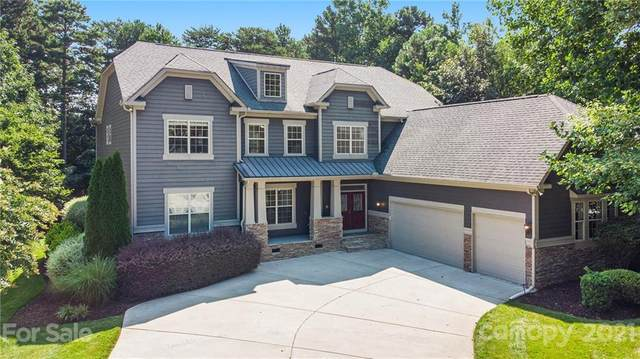 111 Lakeshore Hills Drive, Mooresville, NC 28117 (#3765037) :: Robert Greene Real Estate, Inc.