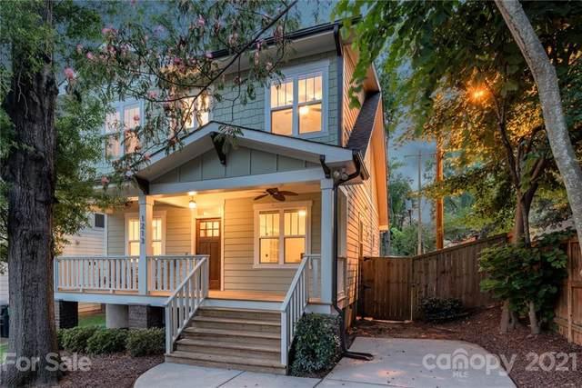 1213 Pinecrest Avenue, Charlotte, NC 28205 (#3765101) :: Caulder Realty and Land Co.