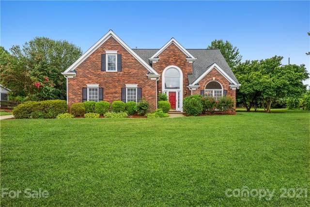 695 Highland Ridge Road, Mooresville, NC 28115 (#3765126) :: LePage Johnson Realty Group, LLC