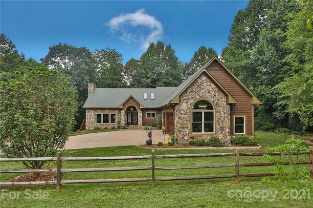 10901 Austin Traphill Road, Traphill, NC 28685 (#3765178) :: Stephen Cooley Real Estate Group