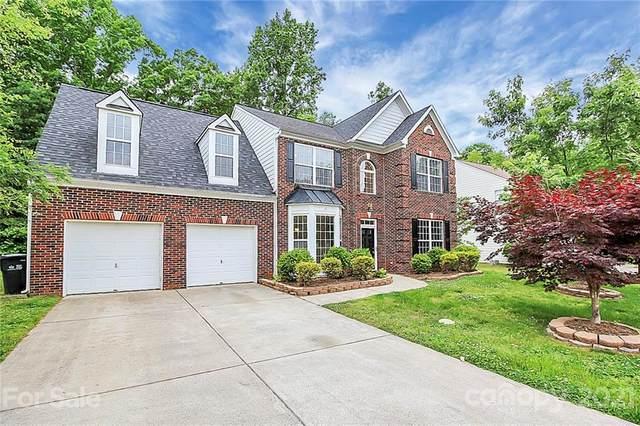 10917 Chastain Parc Drive, Charlotte, NC 28216 (#3765266) :: Robert Greene Real Estate, Inc.