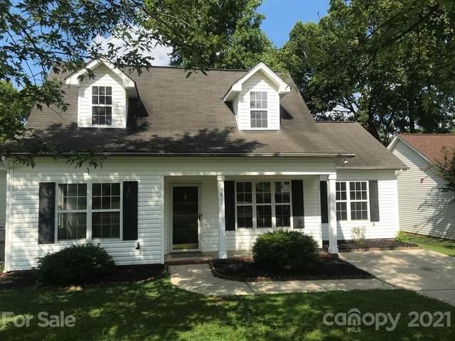 5811 Andrew Ward Avenue, Charlotte, NC 28216 (#3765278) :: Besecker Homes Team