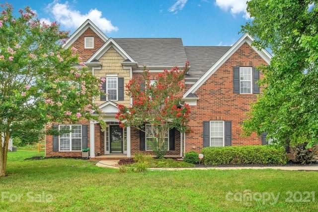 6042 The Meadows Lane, Harrisburg, NC 28075 (#3765326) :: LePage Johnson Realty Group, LLC