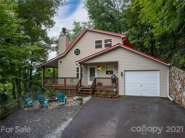 820 Creekside Drive, Maggie Valley, NC 28751 (#3765368) :: Hansley Realty