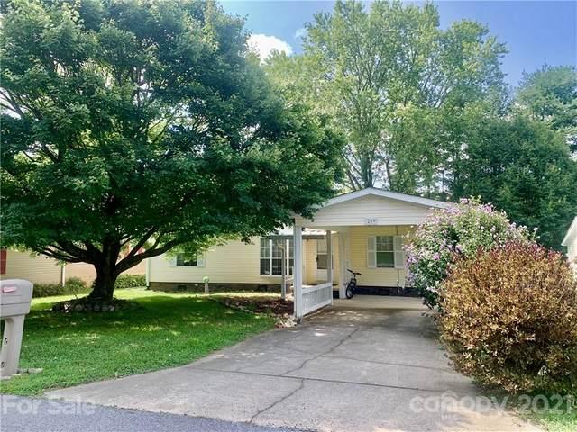 209 Misty Lane, Hendersonville, NC 28739 (#3765393) :: Besecker Homes Team