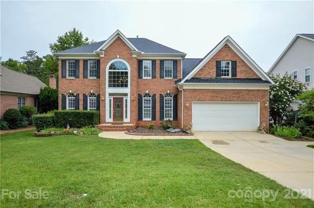 16106 Northstone Drive #19, Huntersville, NC 28078 (#3765397) :: Exit Realty Elite Properties