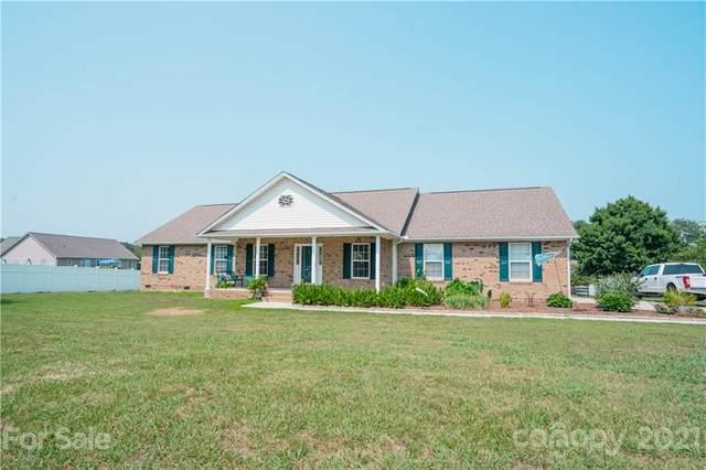 927 New Camp Creek Church Road, Kings Mountain, NC 28086 (#3765413) :: Hansley Realty