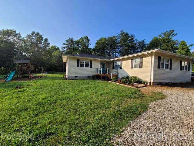 3145 Alden Starnes Road, Granite Falls, NC 28630 (#3765428) :: Homes Charlotte
