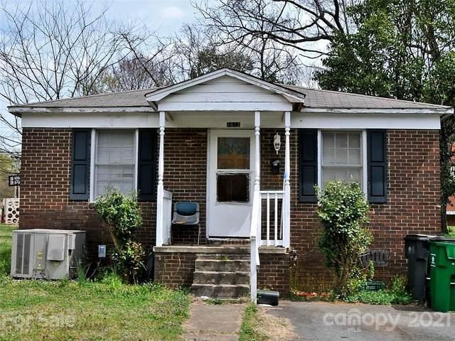 1612 Taylor Avenue, Charlotte, NC 28216 (#3765442) :: Keller Williams Realty Lake Norman Cornelius