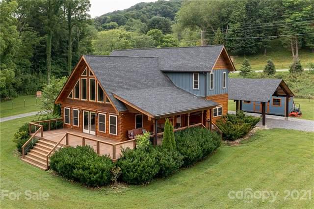 41 Carver Cove Road, Canton, NC 28716 (#3765448) :: Ann Rudd Group