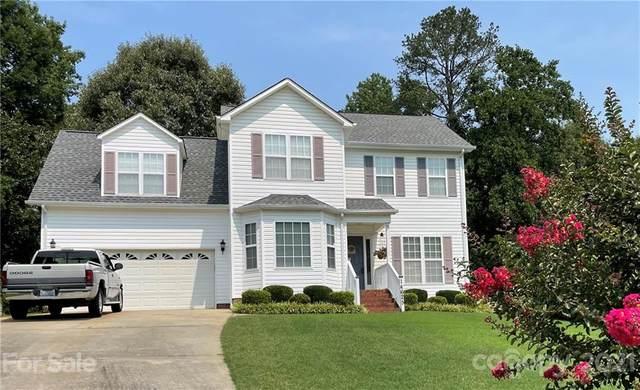 14625 Buckton Lane, Matthews, NC 28105 (#3765559) :: Puma & Associates Realty Inc.