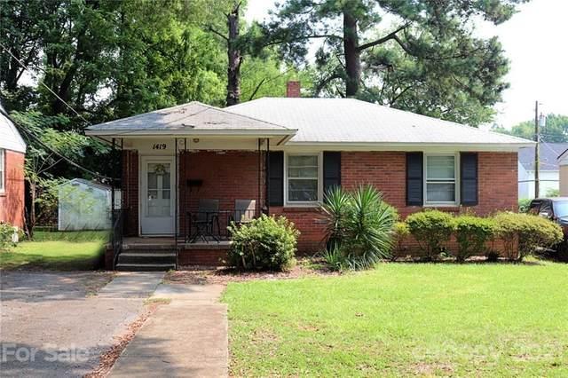1419 Herrin Avenue, Charlotte, NC 28205 (#3765568) :: Caulder Realty and Land Co.
