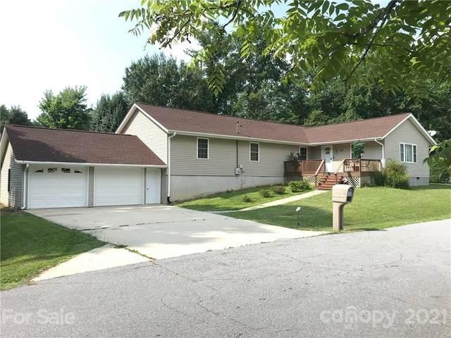 105 Joyce Road, Hendersonville, NC 28792 (#3765582) :: Modern Mountain Real Estate
