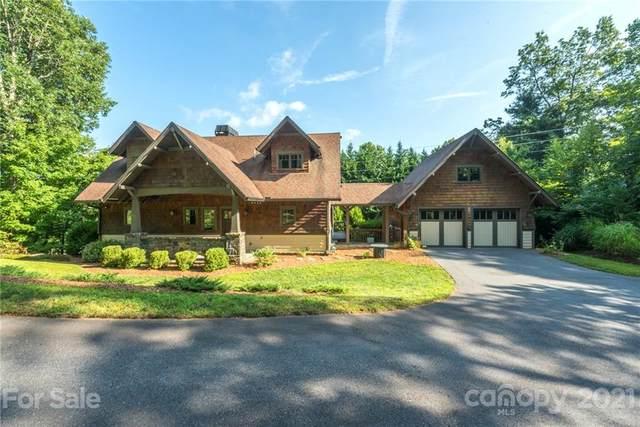 93 Cottage Settings Lane, Black Mountain, NC 28711 (#3765615) :: Todd Lemoine Team