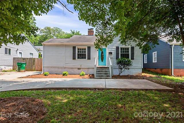 1031 Spruce Street, Charlotte, NC 28203 (#3765616) :: Besecker Homes Team