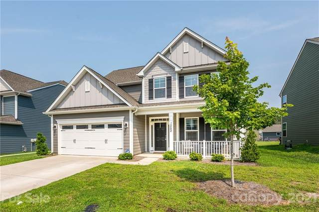 1252 New River Drive, Concord, NC 28025 (#3765624) :: Caulder Realty and Land Co.