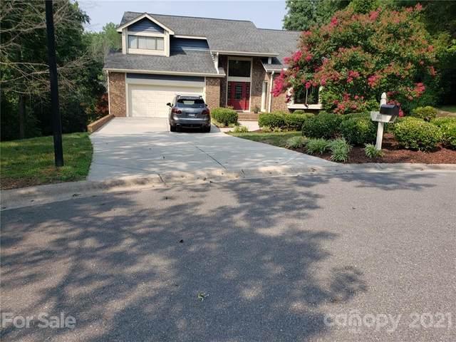 200 Manor Ridge Drive, Matthews, NC 28105 (#3765626) :: Puma & Associates Realty Inc.