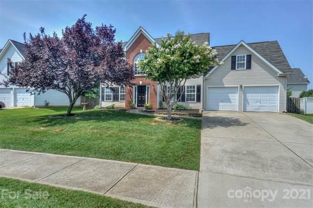 109 Saye Place, Mooresville, NC 28115 (#3765646) :: Johnson Property Group - Keller Williams