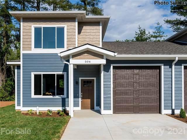 508 Magnolia Creek Lane, Black Mountain, NC 28711 (#3765656) :: Keller Williams South Park