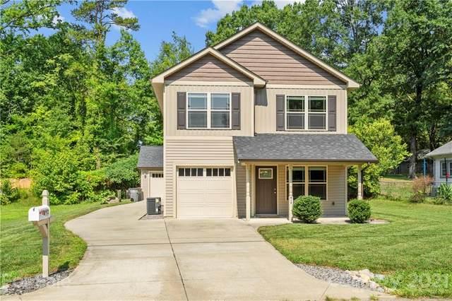 910 Oakwood Avenue, Kannapolis, NC 28081 (#3765677) :: Besecker Homes Team