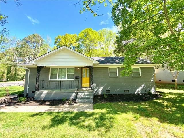 2601 Dora Drive, Charlotte, NC 28215 (#3765741) :: Keller Williams Realty Lake Norman Cornelius