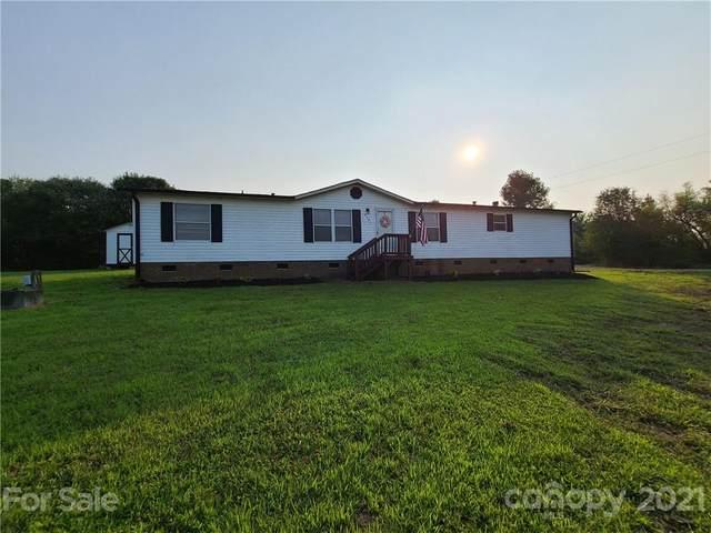 5191 Highway 601 Highway, Mocksville, NC 27028 (#3765755) :: Stephen Cooley Real Estate Group