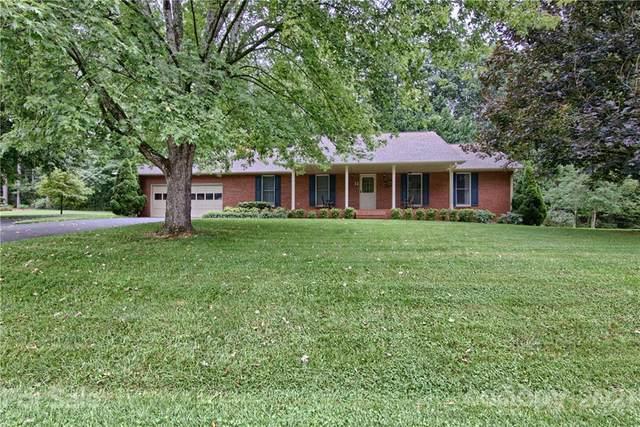 12 Clarion Drive, Etowah, NC 28729 (#3765761) :: Besecker Homes Team