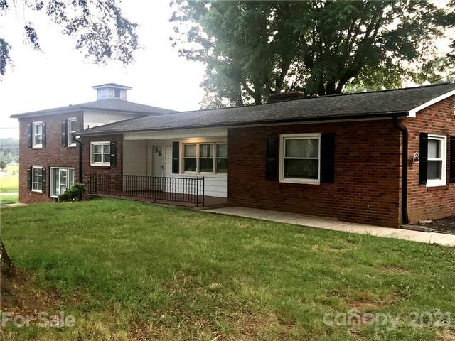 1840 Nc 16 Highway, Taylorsville, NC 28681 (#3765773) :: Scarlett Property Group
