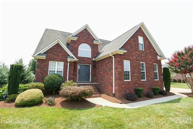 645 Davis Farm Drive, Salisbury, NC 28147 (#3765796) :: LePage Johnson Realty Group, LLC
