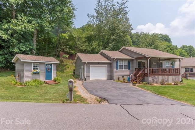 188 Pinellas Lane, Waynesville, NC 28785 (#3765800) :: NC Mountain Brokers, LLC