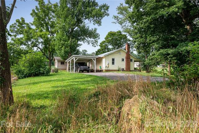 57 Old Nc 20 Highway, Asheville, NC 28806 (#3765851) :: Mossy Oak Properties Land and Luxury