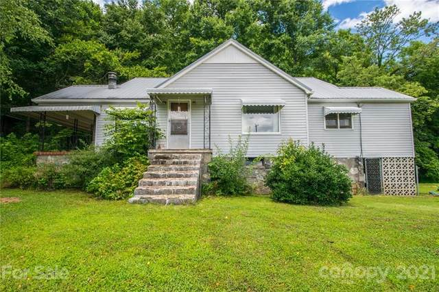 5619 Asheville Highway, Pisgah Forest, NC 28768 (#3765925) :: Premier Realty NC