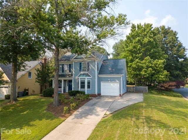 9821 Park Springs Court, Charlotte, NC 28210 (#3765943) :: MartinGroup Properties