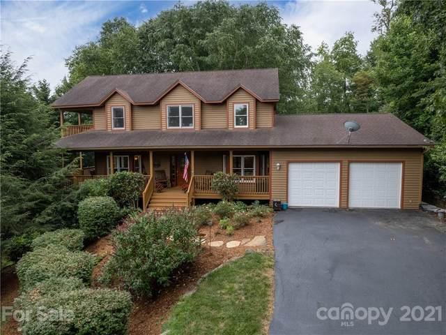 39 Foxridge Drive, Fletcher, NC 28732 (#3765965) :: Austin Barnett Realty, LLC