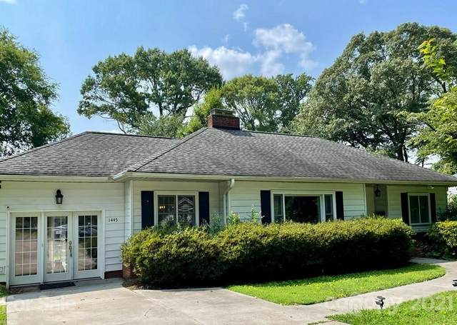 1445 Medford Drive, Charlotte, NC 28205 (#3765969) :: Keller Williams Realty Lake Norman Cornelius