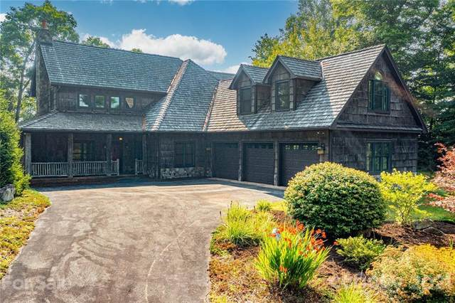 191 Cougar Run, Linville, NC 28646 (#3766001) :: Odell Realty