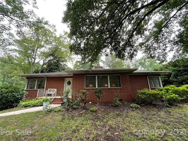 1832 Hickory Boulevard SW, Lenoir, NC 28645 (#3766012) :: Home and Key Realty