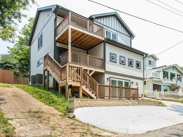 32 Huntington Street, Asheville, NC 28801 (#3766043) :: Modern Mountain Real Estate