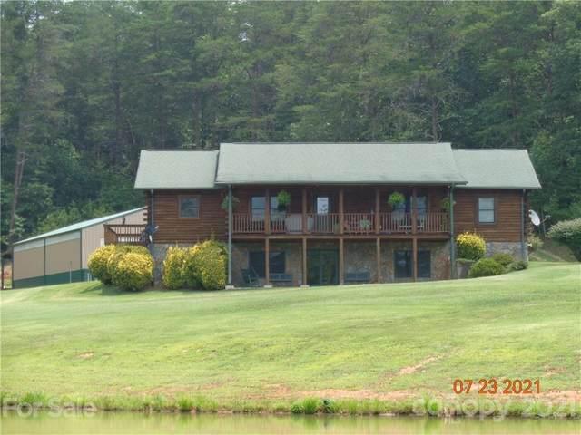 1479 Blankenship Road, Taylorsville, NC 28681 (#3766130) :: Carmen Miller Group