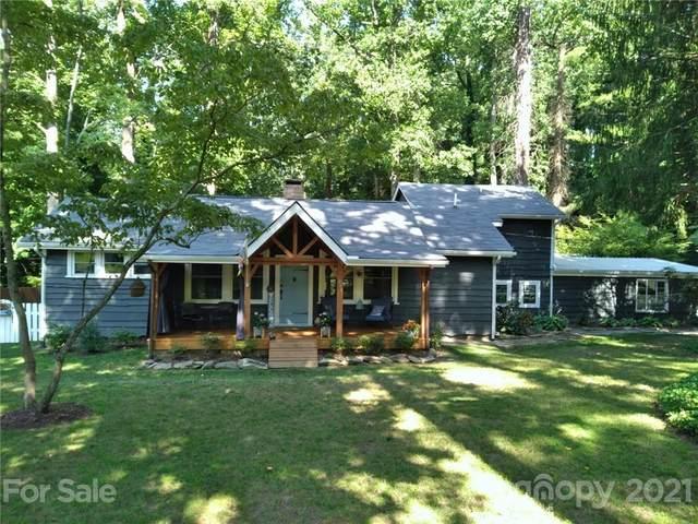294 Daniel Drive, Laurel Park, NC 28739 (#3766153) :: Home and Key Realty