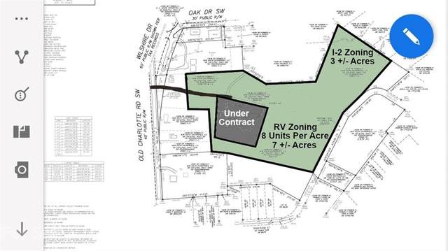 1111B Old Charlotte Road, Concord, NC 28025 (#3766183) :: Puma & Associates Realty Inc.